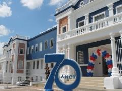 Colégio Salesiano Dom Bosco de Rio do Sul comemora 70 anos de história