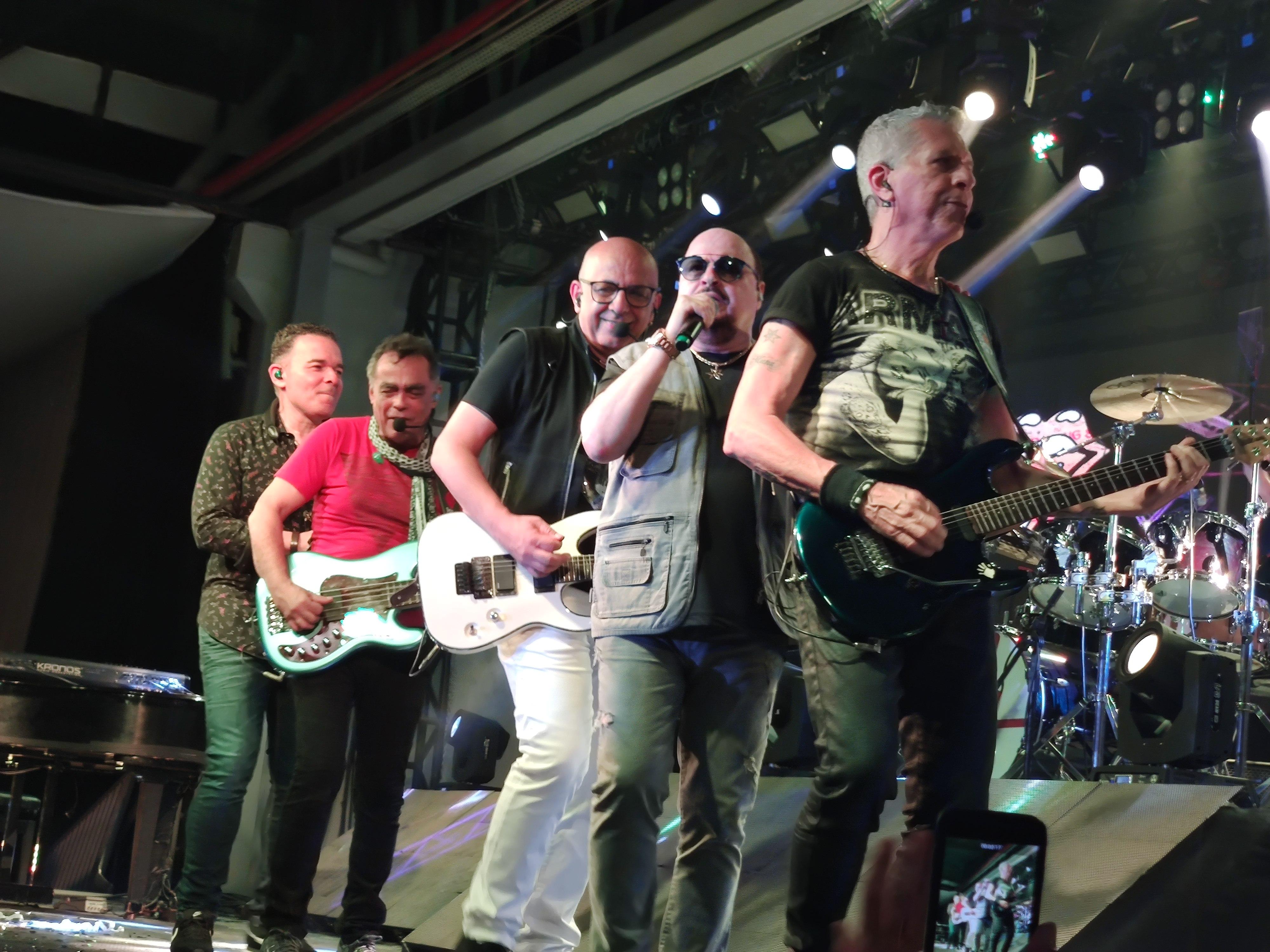 Show da Banda Roupa Nova encerra as comemorações dos 70 anos do Colégio Dom Bosco