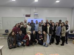 Educadores participam da Escola de Acompanhamento