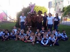 Dia do Índio na nossa escola
