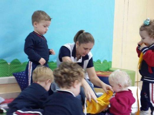 A importância dos Brinquedos na Educação Infantil