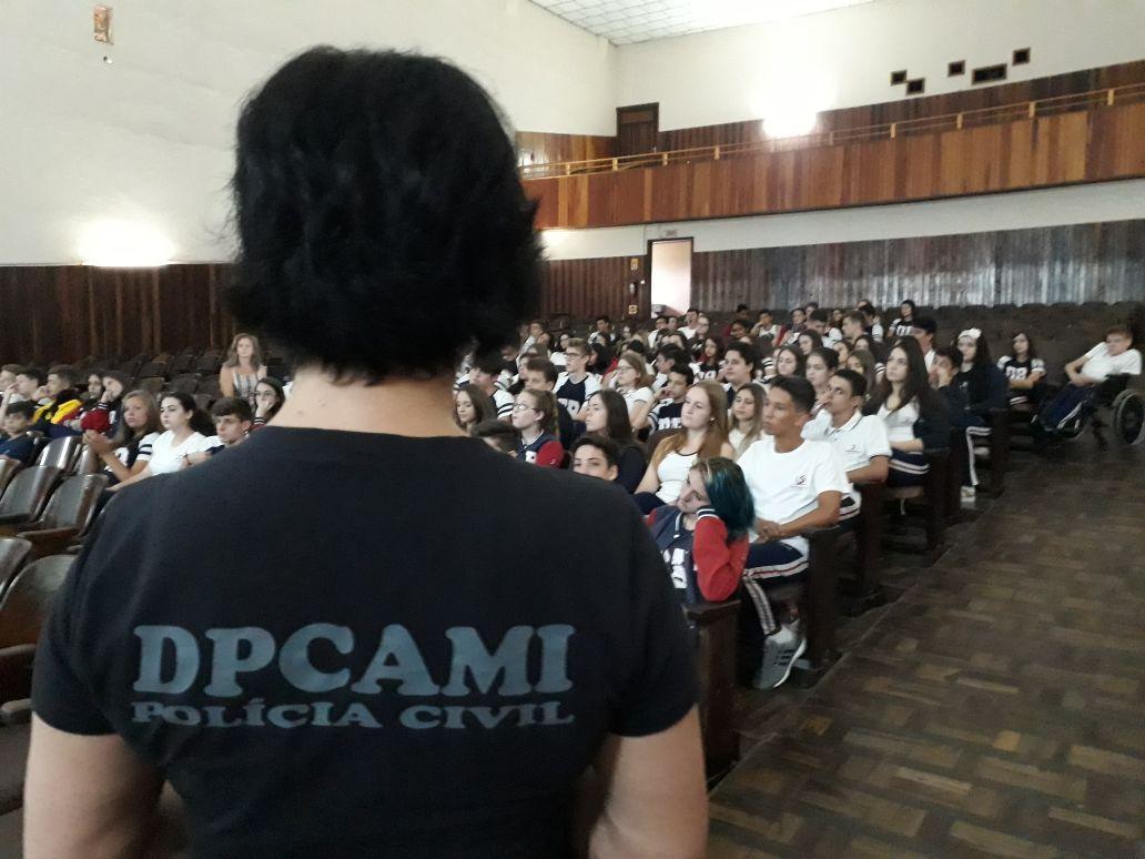 Colégio Salesiano Dom Bosco de Rio do Sul por uma CULTURA DA PAZ