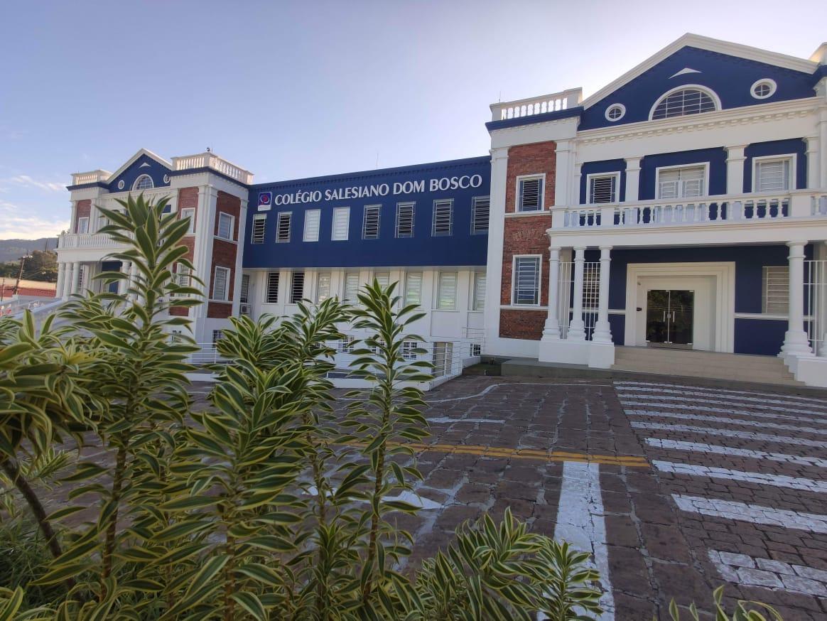 Os desafios do Colégio Salesiano Dom Bosco de Rio do Sul em tempos de pandemia