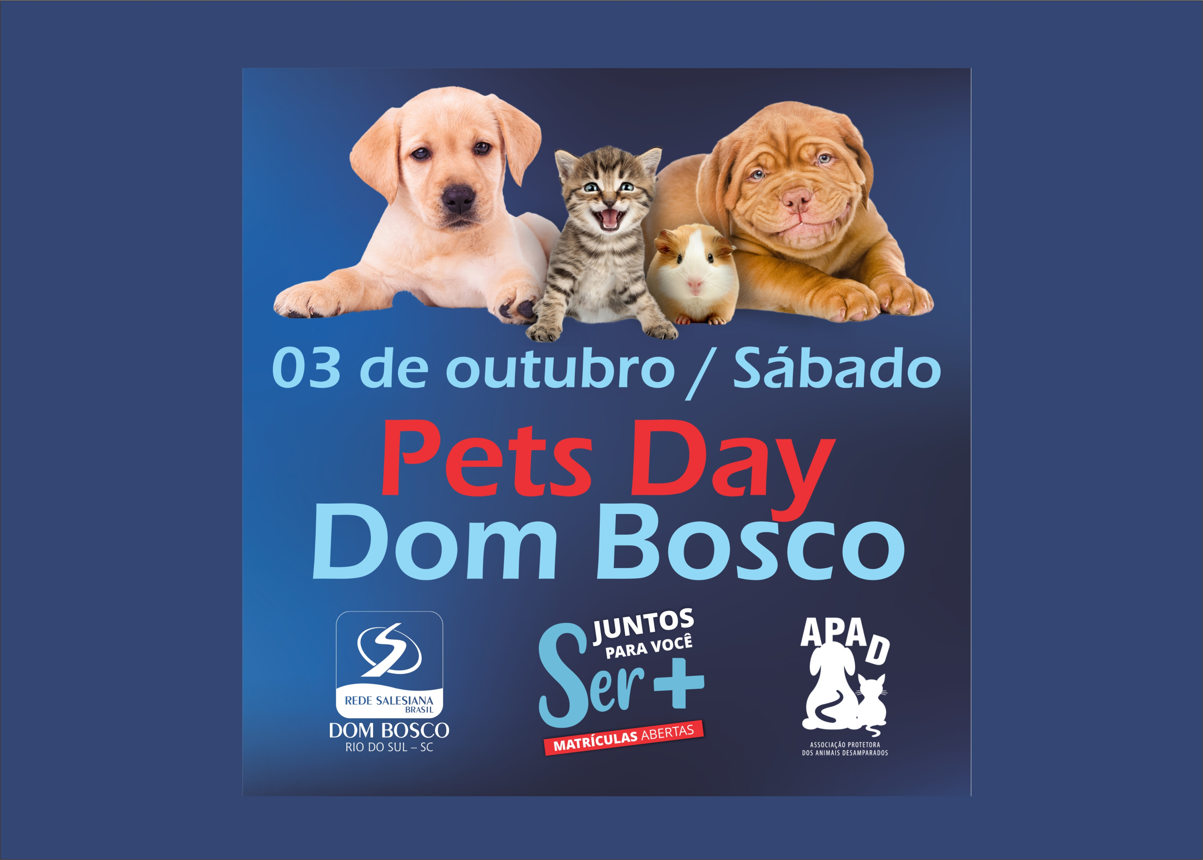 Pets Day DOM BOSCO