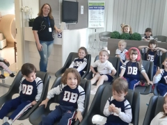Infantil 2 conhece a importância das Vacinas
