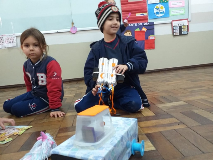 Construindo brinquedos